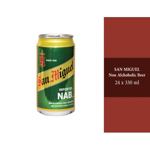 San Migal Soft Drinks
