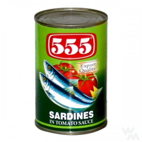 555 (Canned  Seafood)