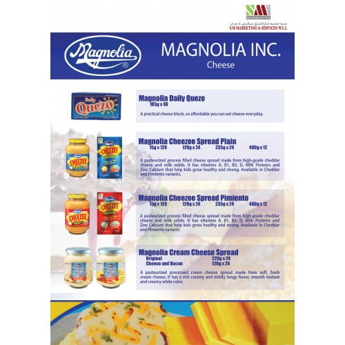 Magnolia Cheese Spread