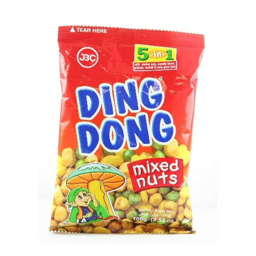 Ding Dong Nuts
